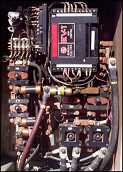 General Electric EV-1 controller & control panel