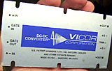 Vicor DC-DC converter