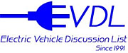 EVDL - the Jedi Masters of the EV community
